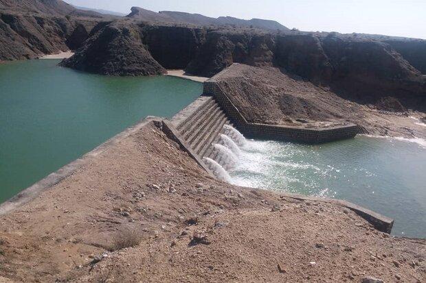 ۱۵ میلیون مترمکعب سیلاب در بندهای آبخیزداری مهار شد