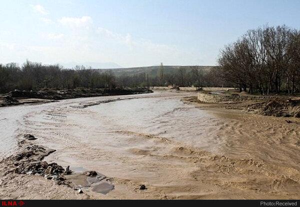 سیلاب ۵۰۰ میلیارد ریال به راه های خراسان جنوبی خسارت زد