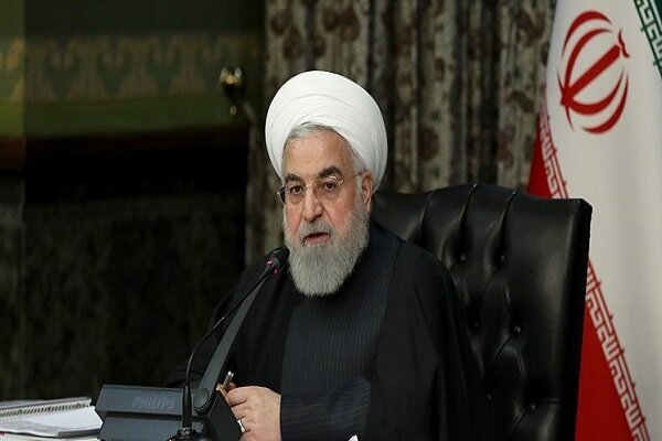 No. of coronavirus patients in hospitals, death tolls reducing nationwide: Pres. Rouhani