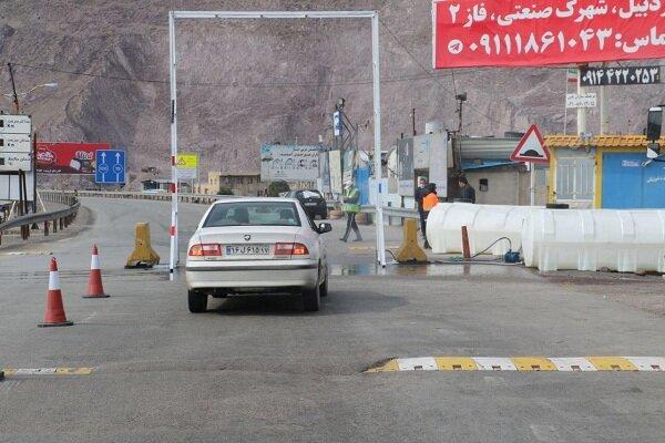 ورود خودرو های غیر بومی به اصفهان  ممنوع شد