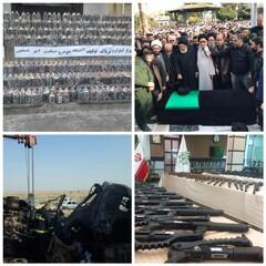 تلاطم امواج حوادث در نگارستان ایران/ گلستانی ها استوار در گردنه های سخت