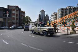 İran'da biyolojik savunma tatbikatı düzenleniyor