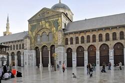 تعطیلی مسجد جامع اموی دمشق و مراکز عمومی سوریه به دلیل کرونا