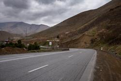 محور خربزان- تختان در استان ایلام بازگشایی شد