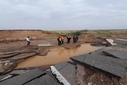 سیل به تاسیسات آبرسانی ۴۱ روستای سیستان و بلوچستان خسارت وارد کرد