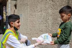 ۱۵۵هزار بسته اقلام بهداشتی توسط جهادگران در مرکزی توزیع شد