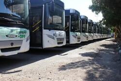 قرارداد خرید ۱۸۹ اتوبوس جدید برای اتوبوسرانی اصفهان منعقد میشود