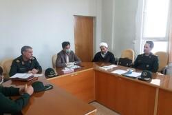 فعالیت ۱۰ قرارگاه نیروی زمینی سپاه برای ضدعفونی شهرستانهای کشور