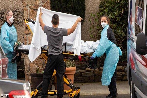 عدد وفيات كورونا في اميركا يتجاوز الـ 700 حالة