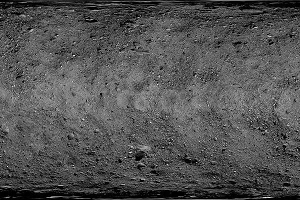 تهیه نقشه فوق دقیق از سیارک بنو توسط ناسا