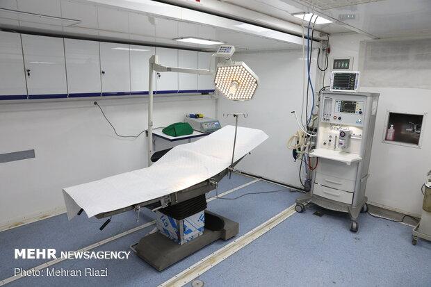 افتتاح مجتمع بیمارستانی و نقاهتگاه ۲۰۰۰ تختخوابی شهید دکتر هجرتی