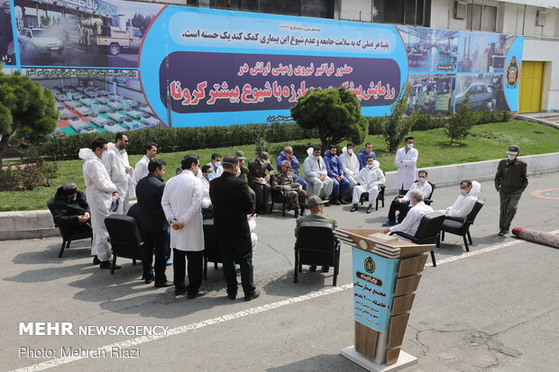 Shahid Dr. Hejrati 2,000-bed Convalescent Center inaugurated