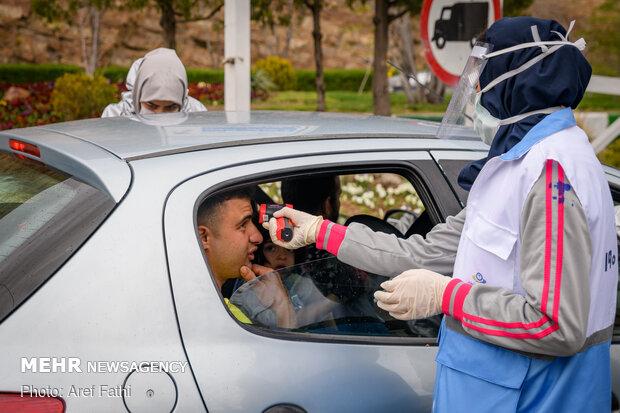 ۵۵ درصد جمعیت کردستان در سامانه سلامت غربالگری شدند