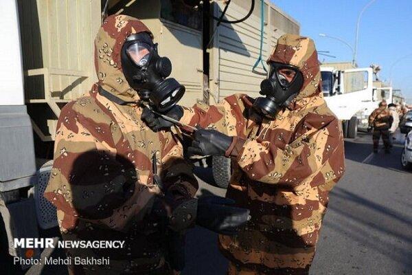 القوات البرية لحرس الثورة تبدأ مناورات الدفاع البيئي
