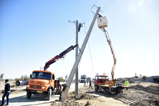 تشریح آخرین وضعیت شبکه آبرسانی ۵ استان سیلزده