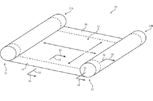 اپل به دنبال تولید آیفون لوله شونده