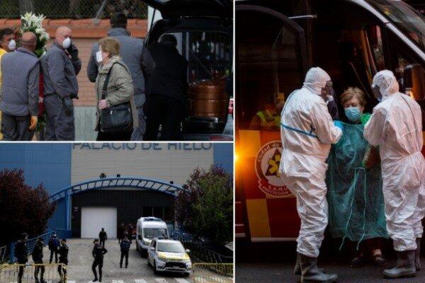 اٹلی میں کورونا وائرس سے اب تک  26 ہزار 977  افراد ہلاک