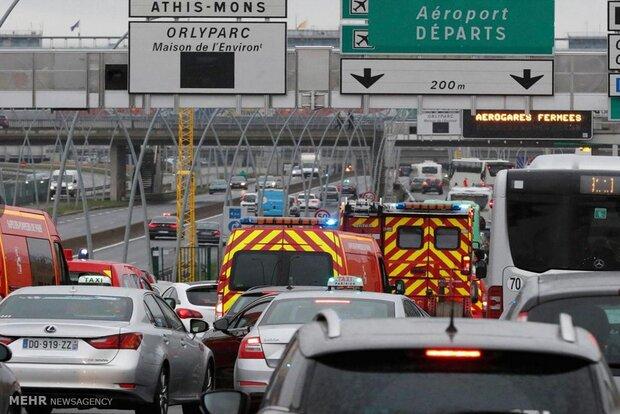 فرودگاه اورلی پاریس بسته می شود