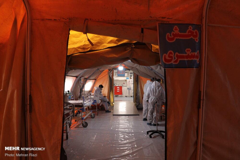 مجتمع بیمارستانی و نقاهتگاه ۲۰۰۰ تختخوابی شهید دکتر هجرتی