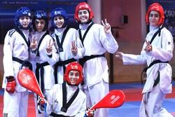İranlı kadın sporcular Türkiye'deki açık taekwondo turnuvasına katılacak