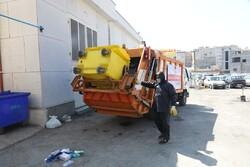 روزانه ٧ هزار و ٢٠٠ تن پسماند در تهران دفن میشود