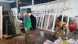 ضدعفونی محلات شهر الشتر/ از تأمین ماسک تا توزیع بستههای غذایی بین نیازمندان