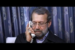Iranian, Russian Parl. speakers discuss COVID-19 on phone