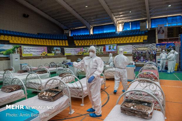 نقاهتگاه 200 تخت خوابی ارتش در شیراز