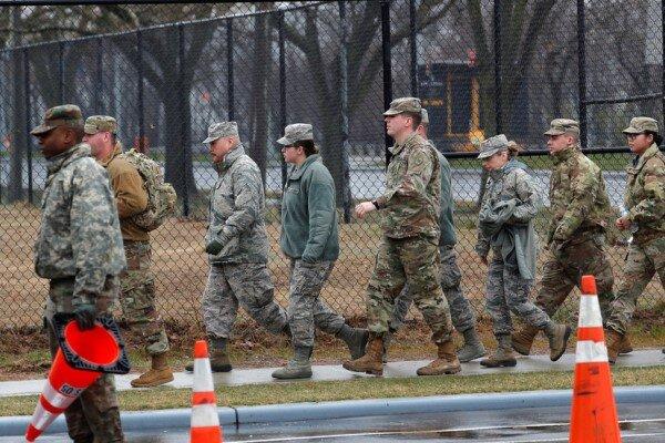 آمریکا تحرک نیروهای نظامی در خارج از مرزها را متوقف می کند