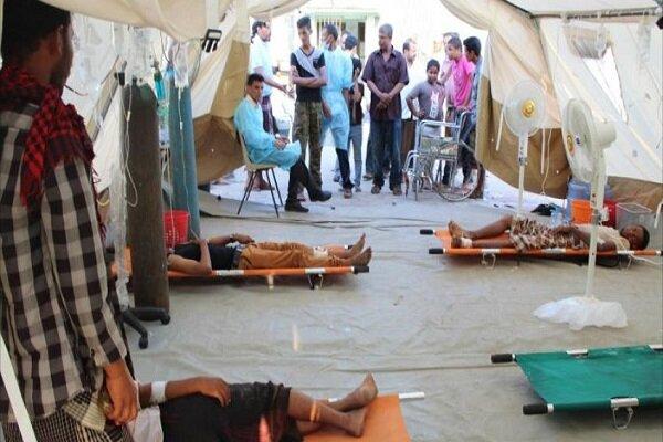 اليمن يواجه خطر كورونا المستجد في ظل تدمير 95% من نظامه الصحي بسبب العدوان