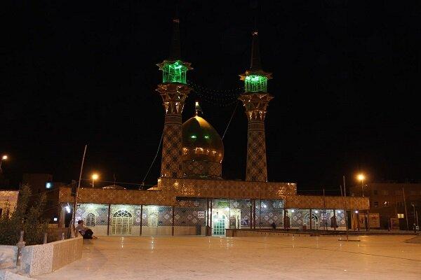 امامزاده عبدالله در همدان و آرامگاهی که مدفن پدر و پسر است