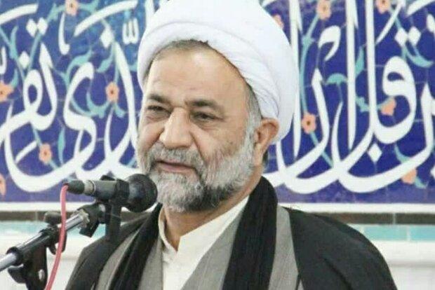 تسلیت تبلیغات اسلامی مازندران درپی درگذشت حجت الاسلام سهرابی