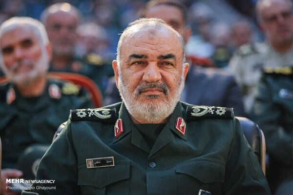 US claim of helping Iran to combat COVID-19 'deceptive': IRGC chief cmdr.