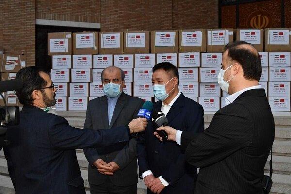 Iran, China strengthen bilateral coop. in fighting against coronavirus