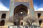 Taybad kentinin gözdesi: Mevlana Ebu Bekir Taybadi Türbesi