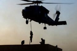 هلیبُرن آمریکا در بغداد برای بازداشت فرماندهان مقاومت شکست خورد
