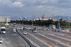 تہران میں ٹریفک کی محدودیت کے لئے پلان نافذ