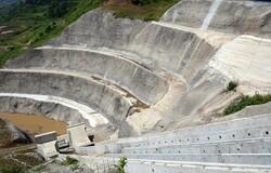 پیشرفت ۸۰ درصدی سد نرماب/ ساخت پروژه شتاب می گیرد