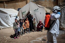 هشدار سازمان ملل درباره شیوع کرونا در اردوگاه پناهجویان سوری