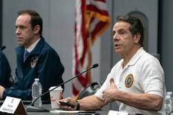 ۲۸۰ مورد مرگ در ایالت نیویورک آمریکا بر اثر کرونا ثبت شد