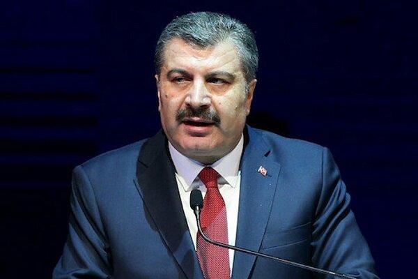 Türkiye'de son 24 saatte koronavirüsten 59 kişi hayatını kaybetti