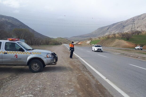 کاهش ۳۱ درصدی تردد در محورهای مواصلاتی شرق استان تهران