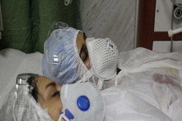 ۳۷ نفر از کادر درمانی و پزشکی قزوین به ویروس کرونا مبتلا شدند
