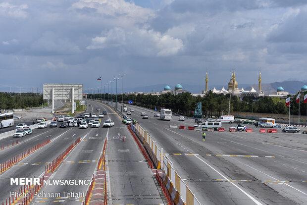 محدودیت ورود و خروج به پایتخت