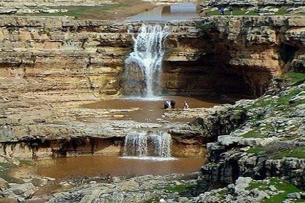 سفر مجازی به آبشار «واشیان» پلدختر