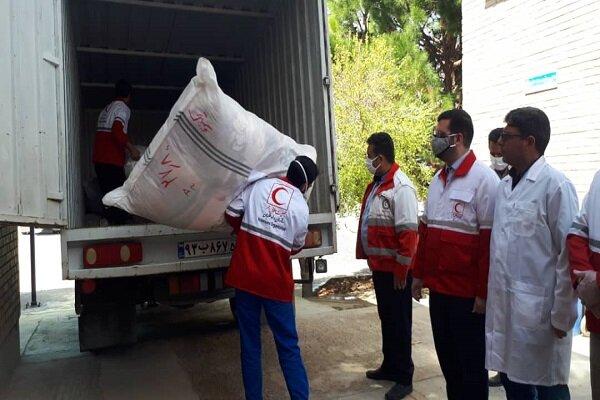 امدادرسانی به بیش از هزار نفر در ۲۸ شهر و روستای سیل زده