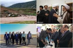 بام ایران در سالی که گذشت/ از حوادت تلخ تا رویداد های شیرین