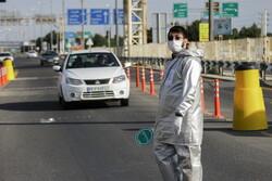 Travel restrictions in Tehran-Qom road due to coronavirus