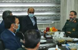 اقدامات سپاه نینوا در برنامه های توسعه محور گلستان قابل تحسین است