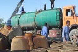 ۳۰ هزار لیتر سوخت قاچاق در بوئین زهرا کشف و ضبط شد
